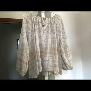 Morrocan Luxe Blouse Spell